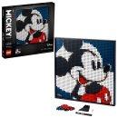 LEGO® ART 31202 Disneys Mickey Mouse