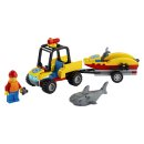 LEGO® City 60286 Strand-Rettungsquad
