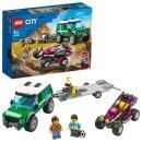 LEGO® City 60288 Rennbuggy-Transporter