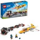 LEGO® City 60289 Flugshow-Jet-Transporter