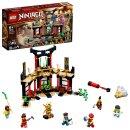 LEGO® NINJAGO 71735 Turnier der Elemente