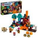 LEGO® Minecraft™ 21168 Der Wirrwald