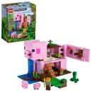LEGO® Minecraft™ 21170 Das Schweinehaus