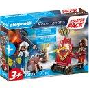 PLAYMOBIL 70503 Starter Pack Novelmore Ergänz