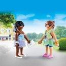PLAYMOBIL 70691 DuoPack Shopping-Girls