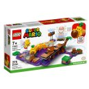 LEGO® Super Mario 71383 Wigglers Giftsumpf –...