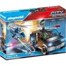 PLAYMOBIL 70575 Polizei-Helikopter: Verfolgun