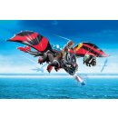 PLAYMOBIL 70727 Dragon Racing: Hicks und Ohne
