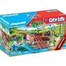 PLAYMOBIL 70741 Abenteuerspielplatz mit Schif