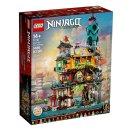 LEGO® Ninjago 71741 Die Gärten von Ninjago City