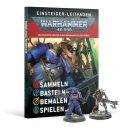 Games Workshop 40-06 EINSTEIGER-LEITFADEN: WARHAMMER 40000
