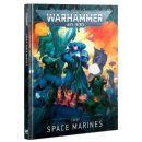 Games Workshop 48-01 CODEX: SPACE MARINES (HB) (DEUTSCH)
