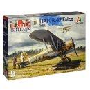 """ITALERI 510002801 - 1:48 FiatCR.42""""Battle of Brit"""