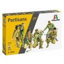 ITALERI 510006556 - 1:35 Partisans