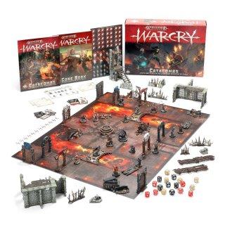 Games Workshop 111-68 WARCRY: KATAKOMBEN (DEUTSCH)