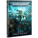 Games Workshop 53-01 CODEX: SPACE WOLVES (HB) (DE)