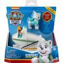 PAW Patrol 6056856 - Schneefahrzeug mit Everest-Figur...