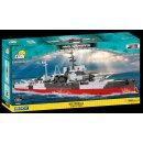 COBI-4820 1515 PCS HC WWII /4820/ HMS WARSPITE