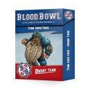 Games Workshop 200-45 2BLOOD BOWL: DWARF TEAM CARD PACK