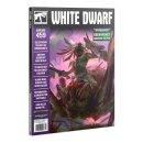 Games Workshop WD12-04 2WHITE DWARF 459 (DEC-20) (DEUTSCH)