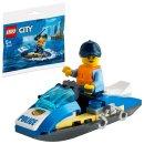 LEGO® Polybag - 30567 Polizei Jetski V29