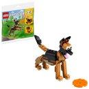 LEGO® Polybag - 30578 Deutscher Schäferhund