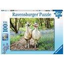 Ravensburger 100 Teile XXL - 12941 Flauschige Freundschaft