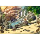 Ravensburger Exit Kinderpuzzles - 12954 Das Piratenabenteuer