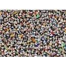Ravensburger Puzzle 16744 - Mickey Challenge - 1000 Teile...