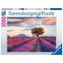 Ravensburger 1000 Teile - 16724 Lavendelfeld zur goldenen...