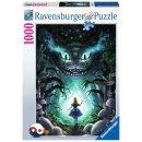Ravensburger 1000 Teile - 16733 Abenteuer mit Alice