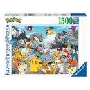 Ravensburger 1500 Teile - 16784 Pokémon Classics