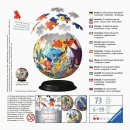 RAVENSBURGER 3D PUZZLE-BALL 72 T. - 11785 PUZZLE-BALL...