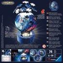 Ravensburger 3D Puzzle-Ball 72 T. - 11264 Astronauten im...