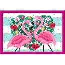 Ravensburger MnZ Serie C - 28782 Liebenswerte Flamingos