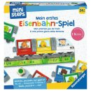 Ravensburger ministeps - 4187 Mein erstes Eisenbahn-Spiel