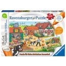 Ravensburger tiptoi Spiele/Puzzles - 66 Puzzle für...