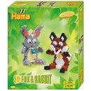 HAMA 3247-00  Geschenkpackung-3 D Fuchs und Hase