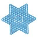 HAMA 8222-00  Maxi transp. Stiftplatte - Stern