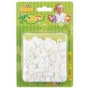 HAMA 8501-00  Maxi Blister Packung mit 250 Perlen weiß