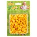 HAMA 8503-00  Maxi Blister Packung mit 250 Perlen   Gelb