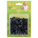 HAMA 8518-00  Maxi Blister Packung mit 250 Perlen Schwarz