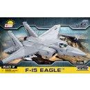 COBI-5803 640 PCS ARMED FORCES /5803/ F-15 EAGLE