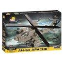 COBI-5808 510 PCS ARMED FORCES /5808/ AH-64 APACHE 1:35