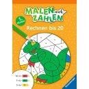 Ravensburger 41620 Malen nach Zahlen Malen nach Zahlen,...