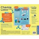 KOSMOS EXPERIMENTIERKASTEN 645540 - Chemielabor C 1000 X