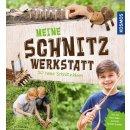 KOSMOS KINDERBUCH 170007 - Meine Schnitzwerkstatt 2 (50...