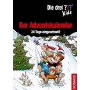 KOSMOS  172131 - Die drei ??? Kids Adventskalender-Buch 2021
