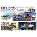 Tamiya 500992020 RC-Katalog 2021/22 DE/EN
