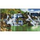 DIAMOND DOTZ DD14-004 - Pongour Waterfall 101x57 cm